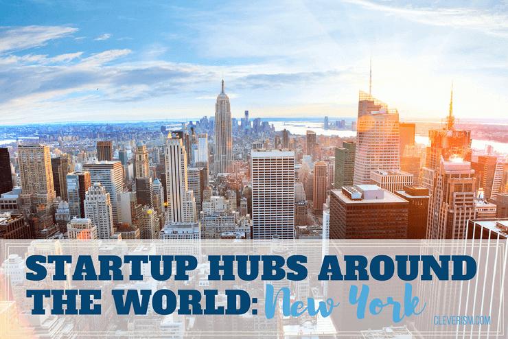 Startup Hubs Around the World: New York