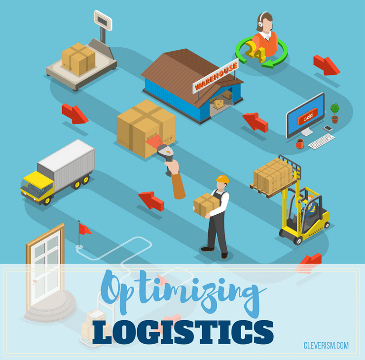Optimizing Logistics