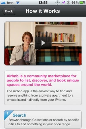 Airbnb description