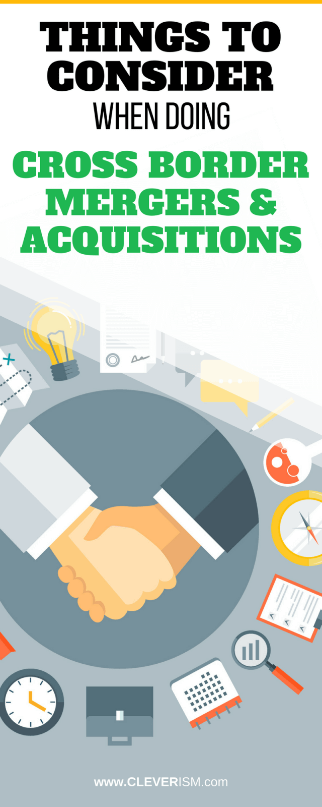 factors to consider before merger and acquisition With mergers and acquisitions, growth occurs by finding complementary alliances among the competition although an ample upside is associated with a successful merger or acquisition, potential risks dictate prudence before companies tie the knot.