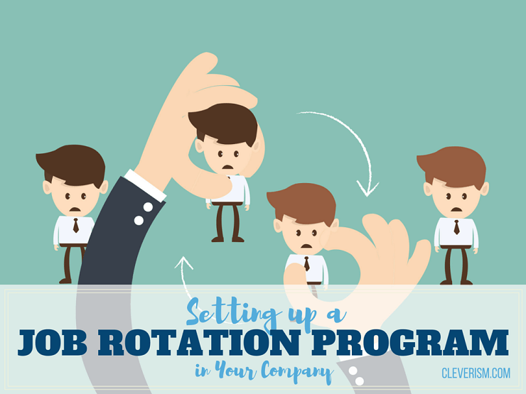 Setting up a Job Rotation Program in Your Company