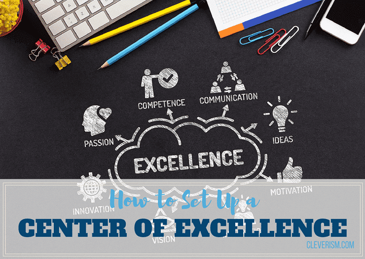How to set up a center of excellence for Set up meaning