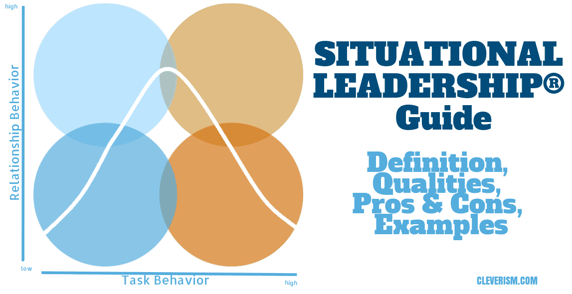 situational leadership® guide definition qualities pros cons  situational leadership header 1