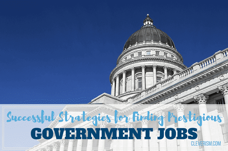 Successful Strategies for Finding Prestigious Government Jobs