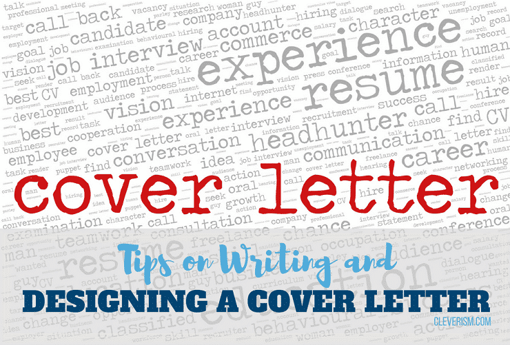 tips on writing a winning cover letter