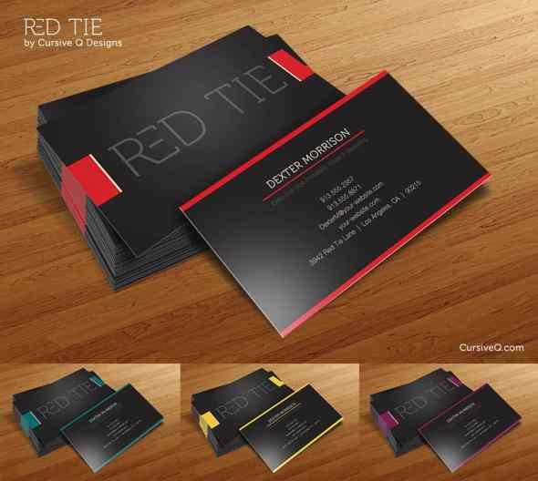 Free Business Card Templates That Are Stunning Beautiful - Graphic design business card templates