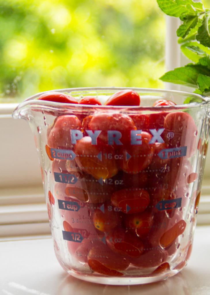 Very Easy Tomato Herb Sauce