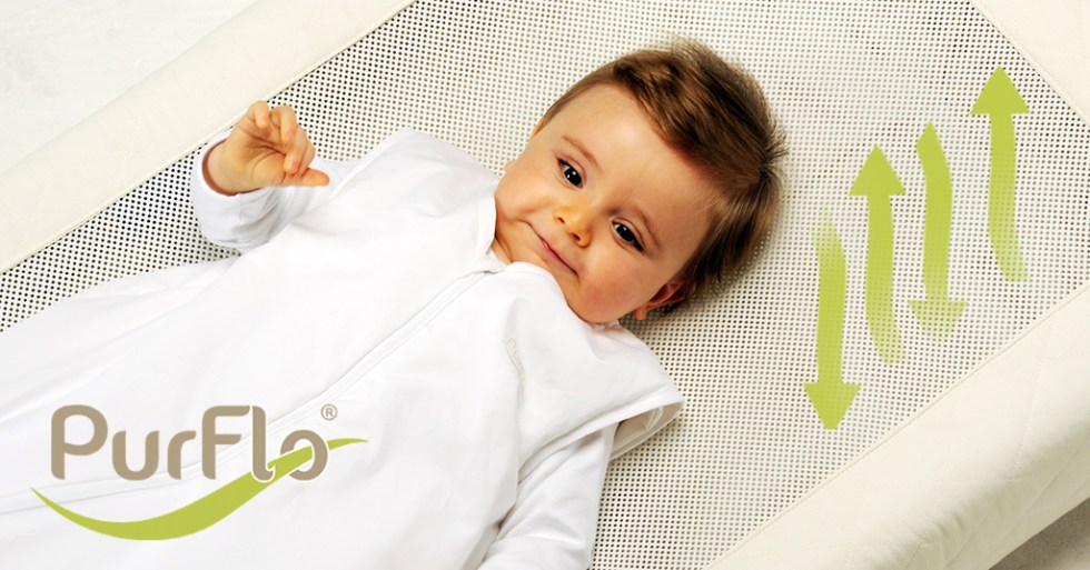 fully breathable cot mattress