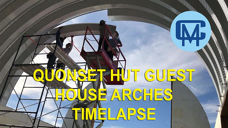 New YouTube Video: Guest House Arches Timelapse