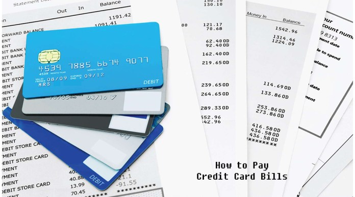 How to Pay Credit Card Bills