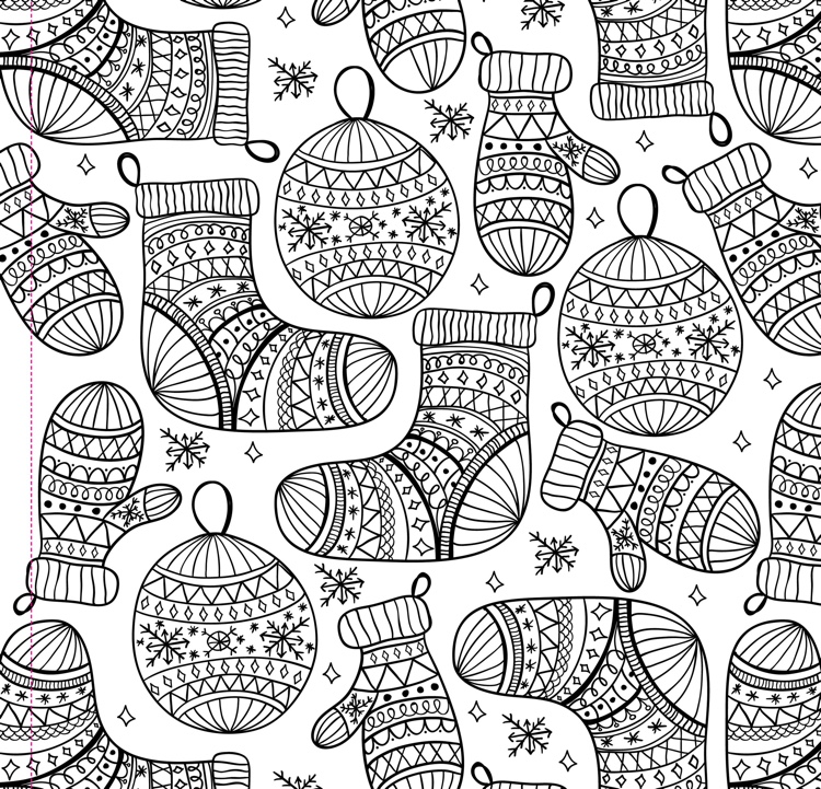 - 22+ Christmas Coloring Books To Set The Holiday Mood