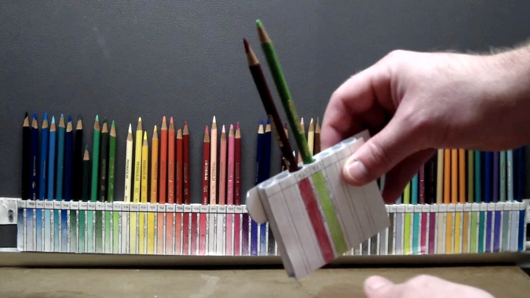 How To Organize Your Colored Pencil Collection Cleverpedia