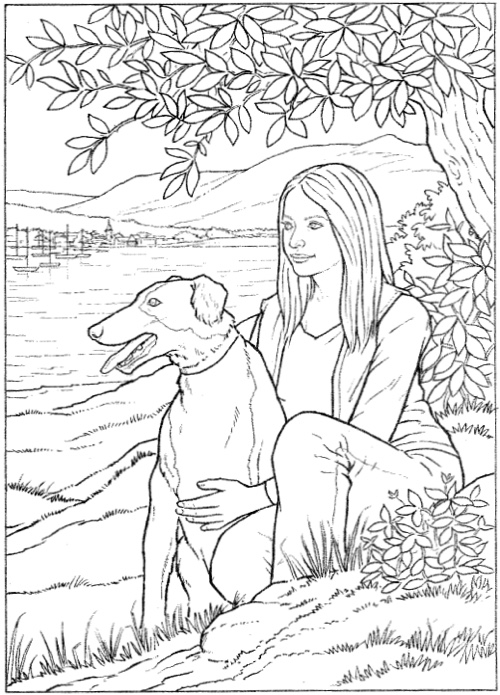 best coloring books for dog lovers cleverpedia best coloring books for dog lovers