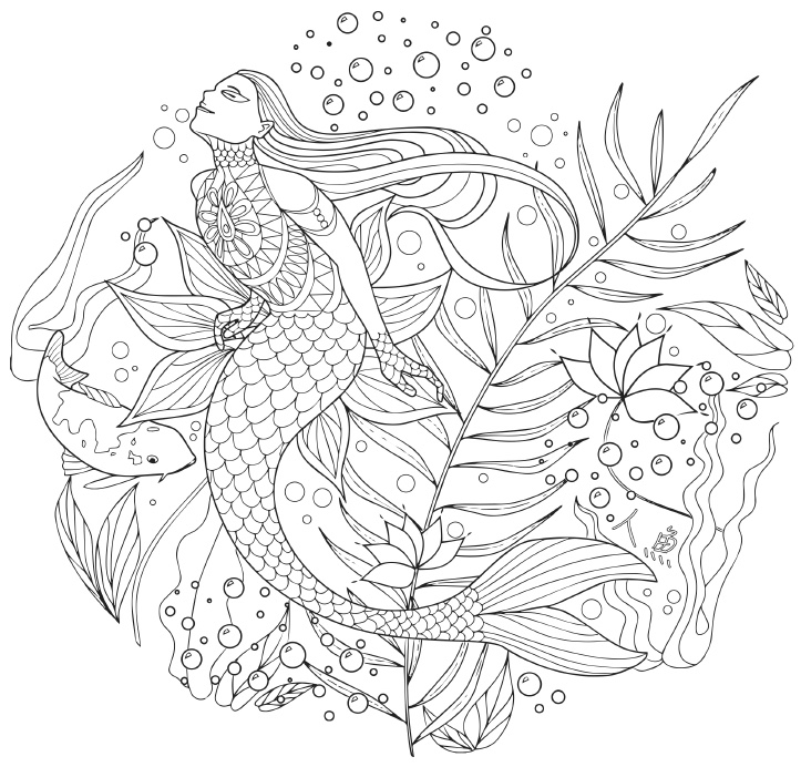 Japanese Coloring Books For Adults - Cleverpedia