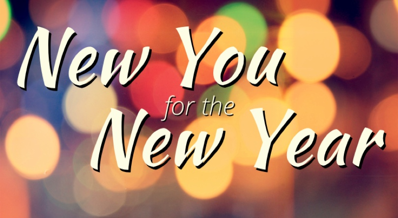 Take the New You for the New Year Challenge!
