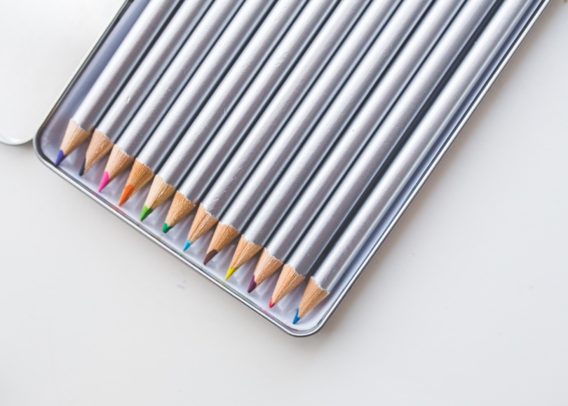 How to Organize Your Colored Pencil Collection