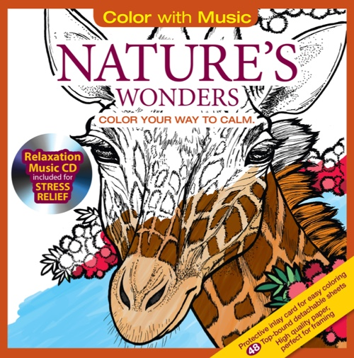 Color With Music: Nature's Wonders