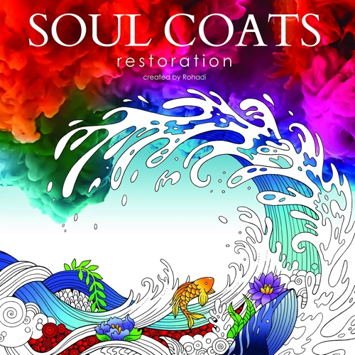 Soul Coats is an absolutely gorgeous adult coloring book with biblical themes and universal appeal.