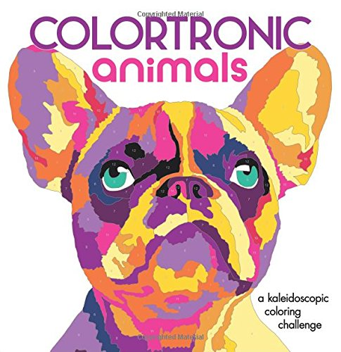 Colortronic Animals: A Kaleidoscopic Coloring Challenge