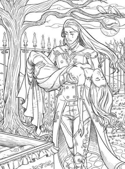 from Jessie fantasy porn coloring pages
