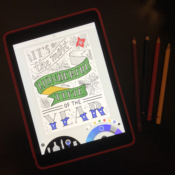 Lake: Best Coloring App for iPhone and iPad - Cleverpedia