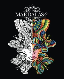 Featured new coloring book release: Maedalas 2 by Mae Georgina Klein