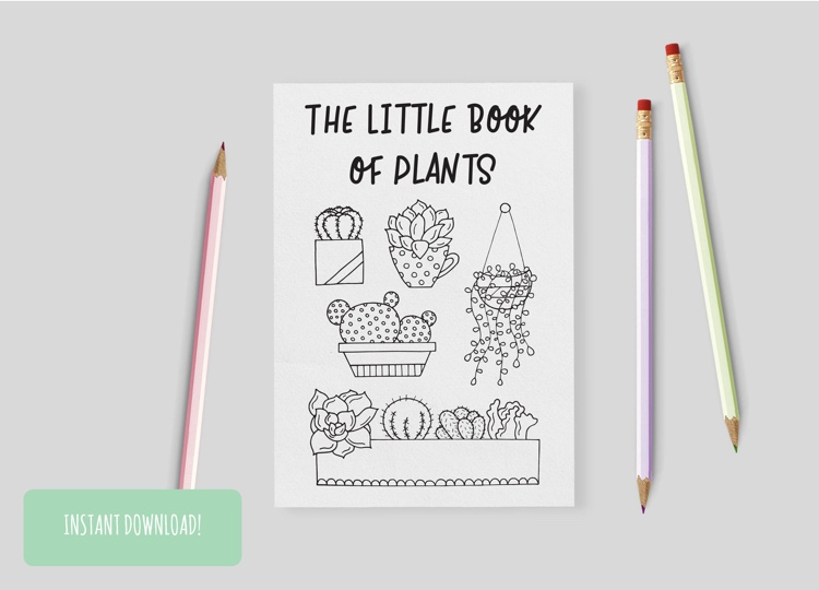The Little Book of Plants