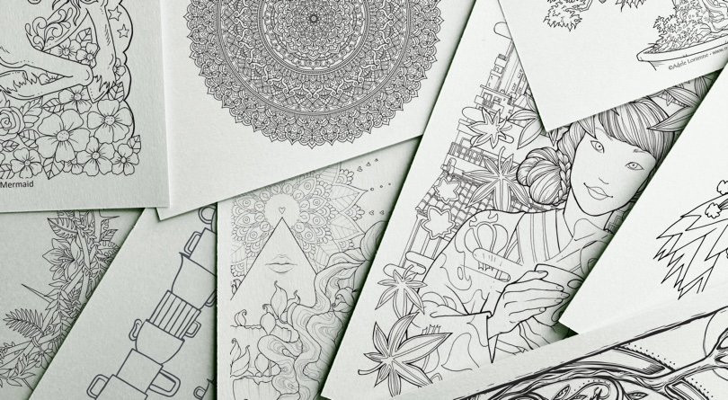 Protected Free Coloring Pages Cleverpediau0027s Artist Contributed Library