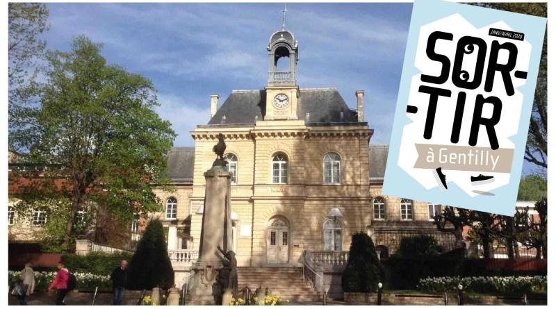 JANVIER à AVRIL 2020 : Sortir à Gentilly