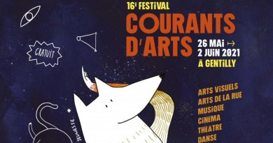 26 MAI AU 2 JUIN : Courants d'Arts