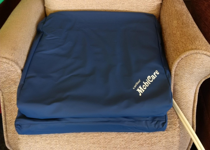 chair pad foam reupholster dining mobicare air alternating seat cushion system - clh group