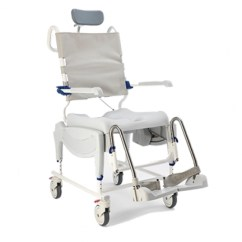 Invacare Shower Chair Steelcase Leap V2 Review Aquatec Ocean Vip Commode - Clh Group