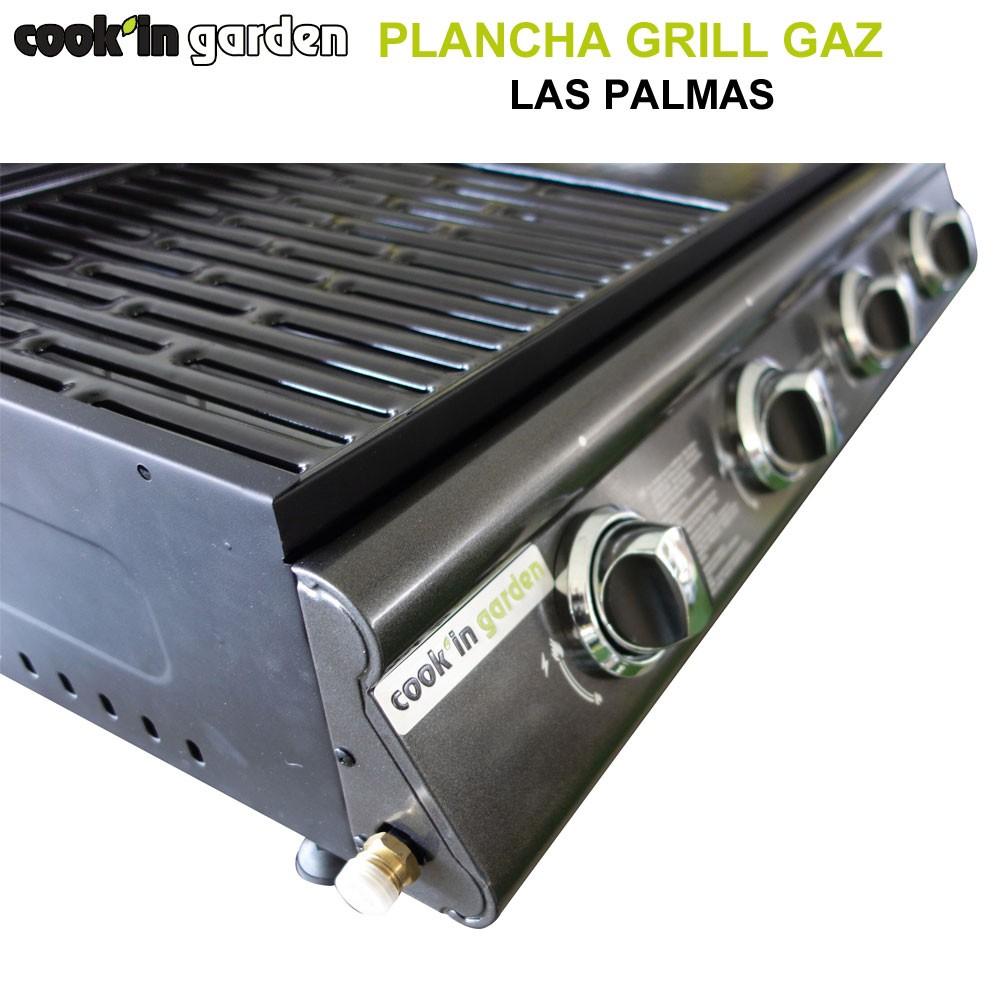 barbecue plancha las palmas a poser