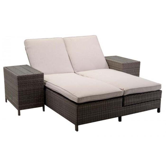 Set divano letto matrimoniale da esterno