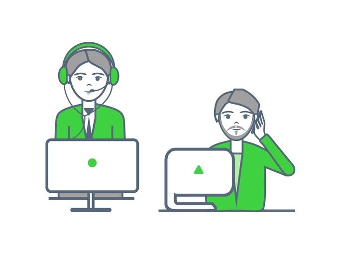 ClicFone secrétariat téléphonique téléledecine