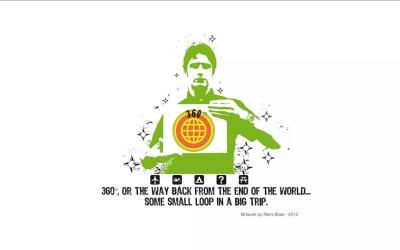 360° – Détour du monde – Turning of the world