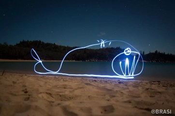 LIGHTPAINTING - ART PHOTO - ®-11