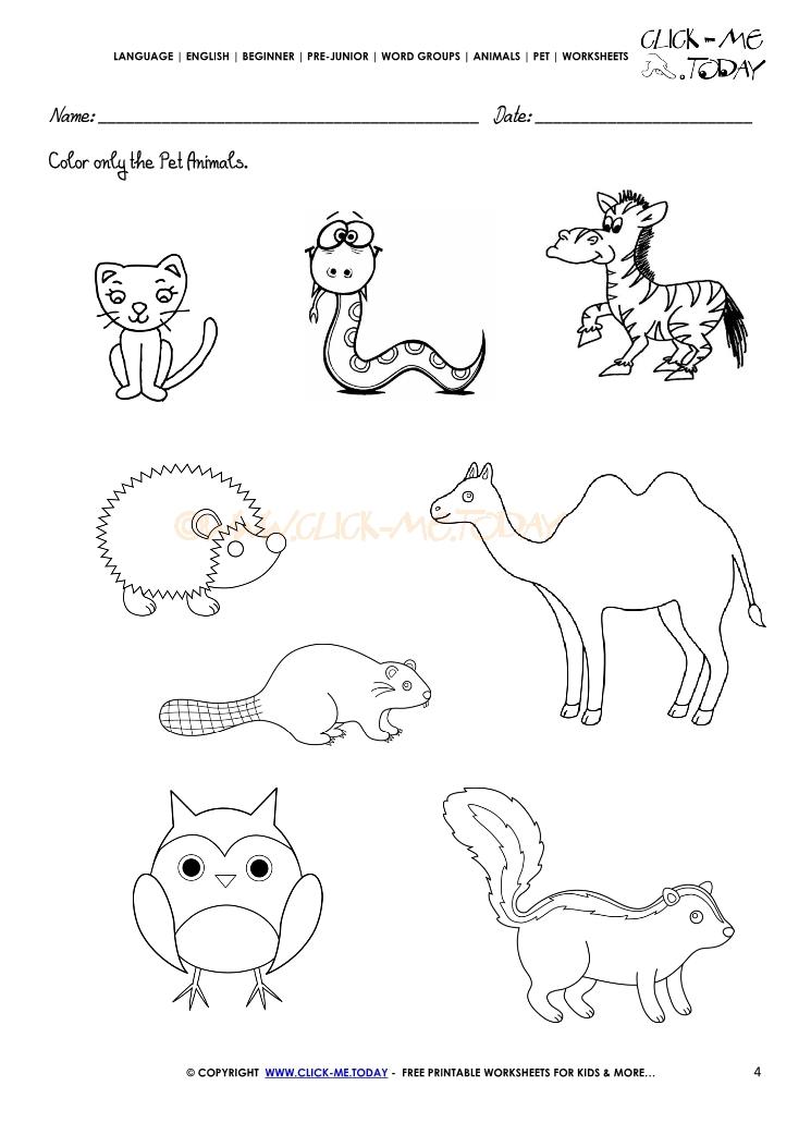 Farm Animal Cards. Diagrams. Wiring Diagram Images