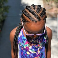 Braided Hairstyles For Kids: 43 Hairstyles For Black Girls ...
