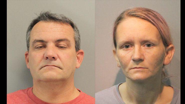 El oficial de policía de Pasadena, esposa acusada en relación con un caso de abuso infantil, dijeron las autoridades 10