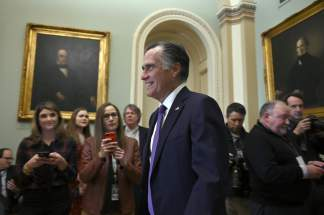 Mitt Romney Suggests Giving ,000 Checks to Every American Adult as in Response to Coronavirus Pandemic