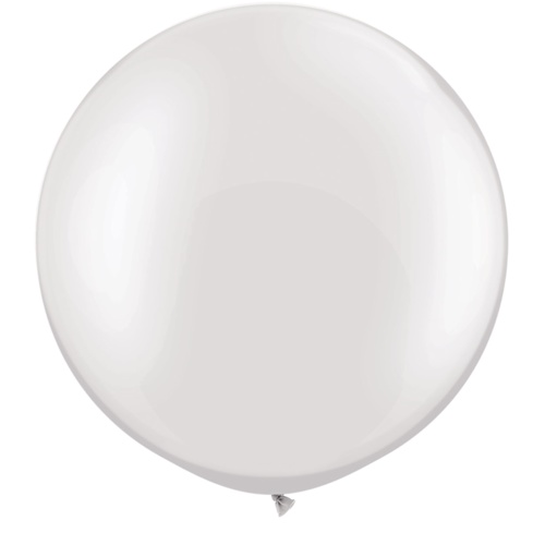 3ft giant balloons pearl