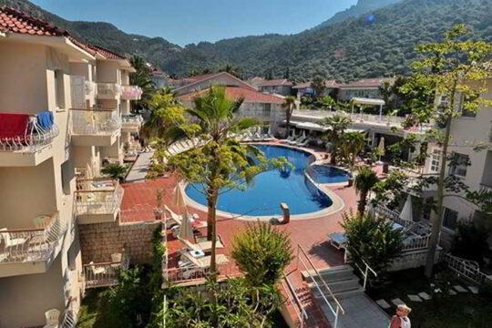 Blue Lagoon Hotel - Oludeniz - Turkey