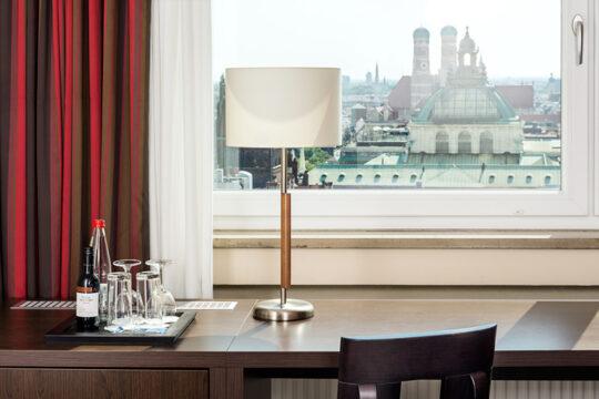 Nh Munchen Deutscher Kaiser Hotel Munich Germany