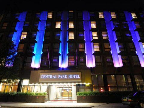 Central Park Hotel London Uk