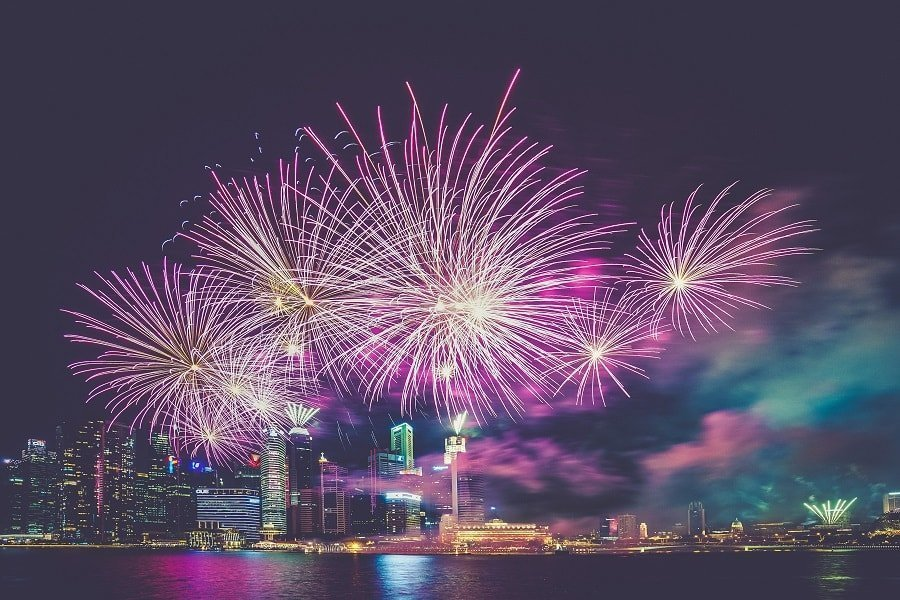 How to Photograph Fireworks – Tips for Shooting the Celebrations