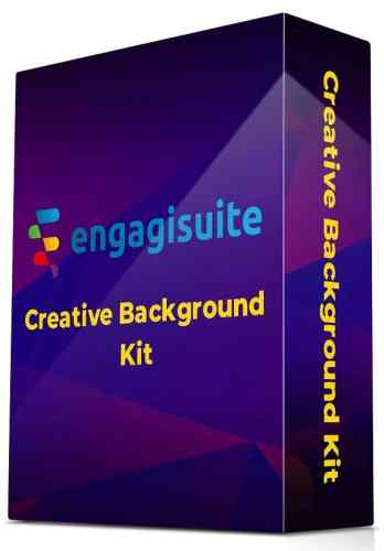 creative background kit1 209x300 - Engagisuite Review [Fair and Honest]: Buy From Us and Get Instant Discount and Bonuses