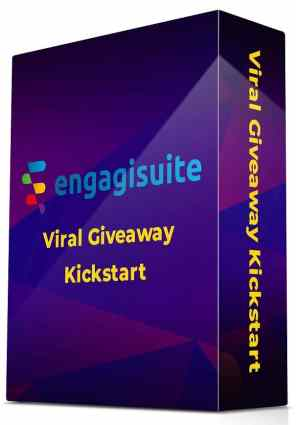 viral giveaway kickstart4 209x300 - Engagisuite Review [Fair and Honest]: Buy From Us and Get Instant Discount and Bonuses