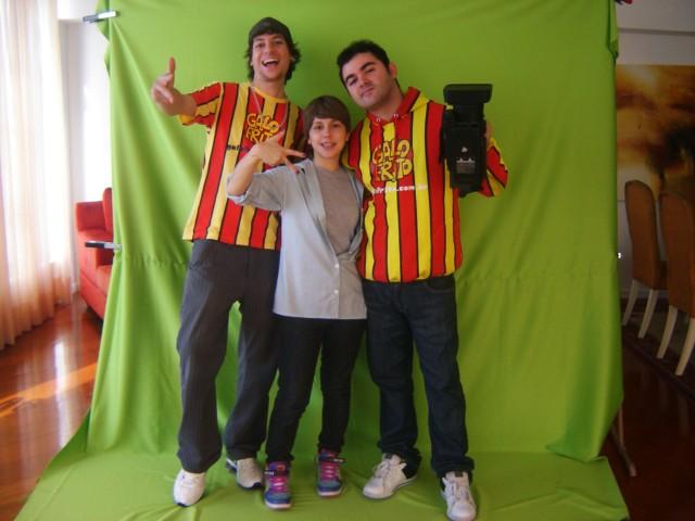 Galo Frito + Justin Biba