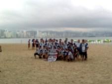 Equipe Lobos do Mar de Balneário Camboriú